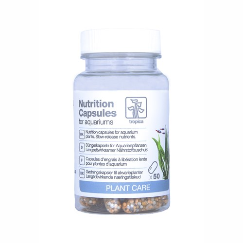 Nutrition Capsules Tropica