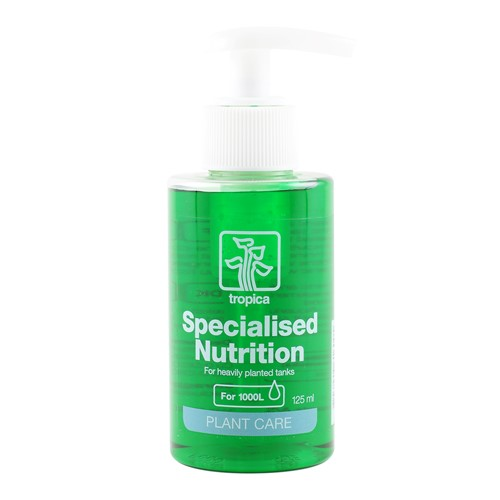 Specialised nutrition tropica